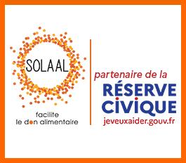 Solaal partenaire de la réserve civique
